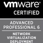 VMware Certified Advanced Professional 6 - Network Virtualization