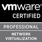 Network Virtualization - focuses on designing, implementing, and managing a VMware NSX environment