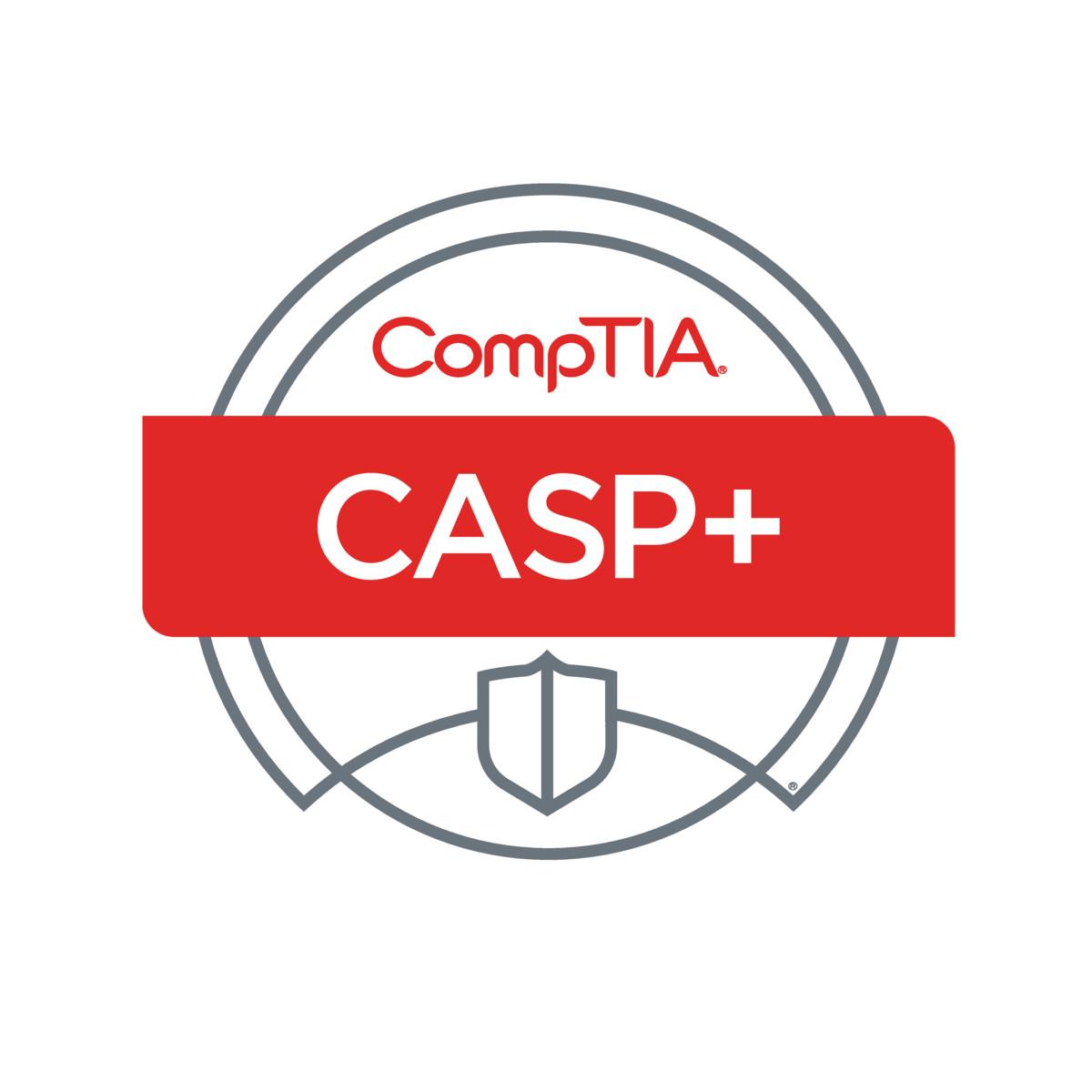 CAS-004 – CompTIA CASP+ (Updated 2021)
