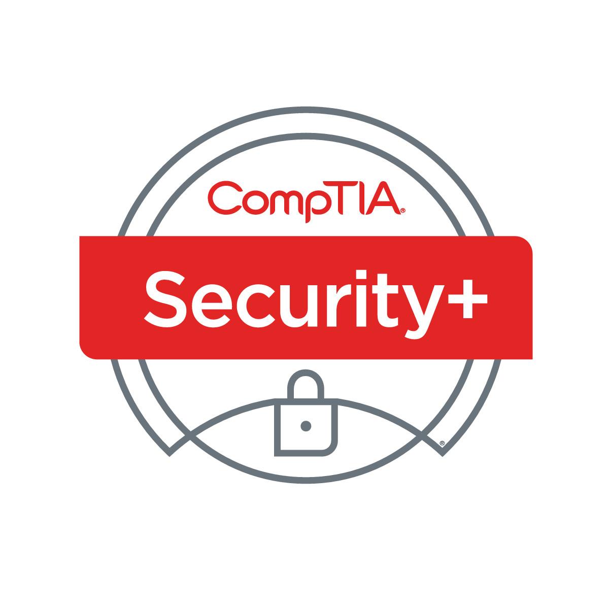 CompTIA Security+ (SY0-601) – Nov 2020