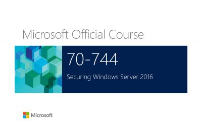 Видео Курс Microsoft 70-744 Securing Windows Server 2016
