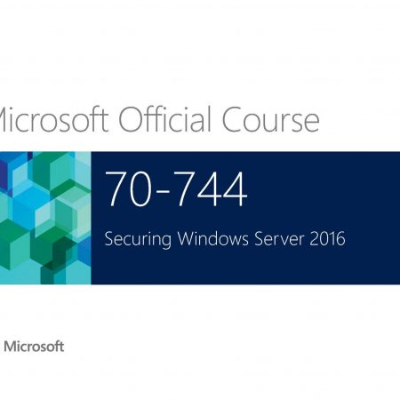 Видео Курс Microsoft 70-744 Securing Windows Server 2016