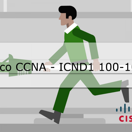 Cisco CCNA Routing and Switching 100-105 ICND1 Interconnecting Cisco Networking Devices Part 1