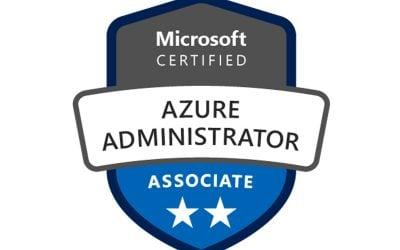 AZ-104 – Microsoft Azure Administrator