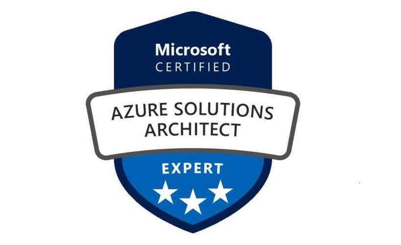 AZ-305 – Designing Microsoft Azure Infrastructure Solutions (AZ-305T00)