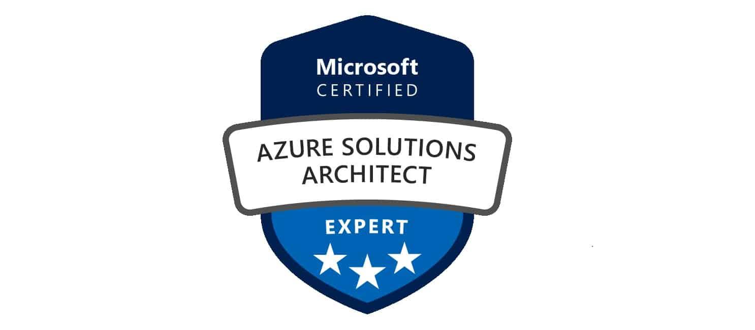 AZ-301 – Microsoft – Azure Solutions Architect Design