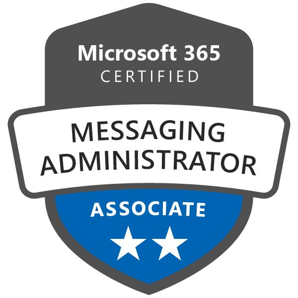 MS-203 – Microsoft 365 Messaging (MS-203T00)