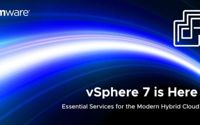 VMware vSphere: Fast Track [V7]