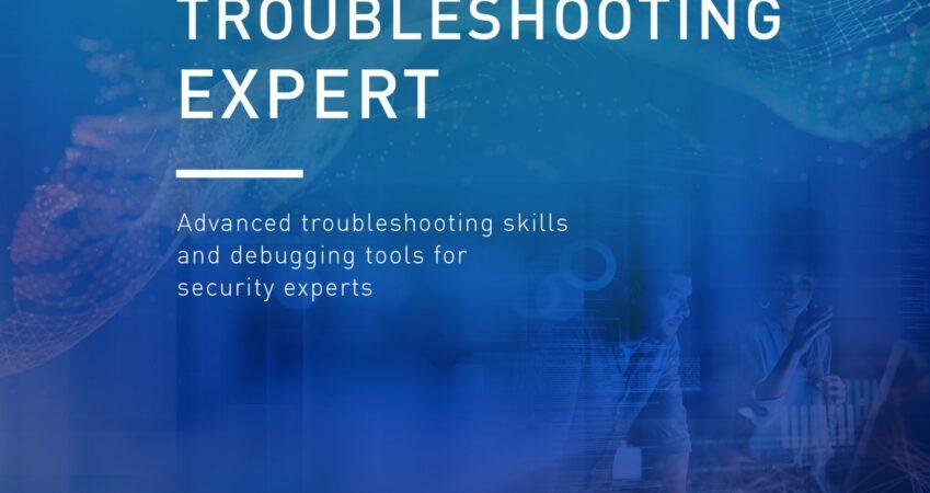 CPT-CCTE – CHECK POINT TROUBLESHOOTING EXPERT (CCTE)