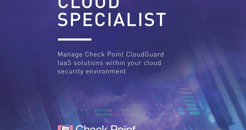 CPT-CCCS Check Point Certified Cloud Specialist (CCCS)
