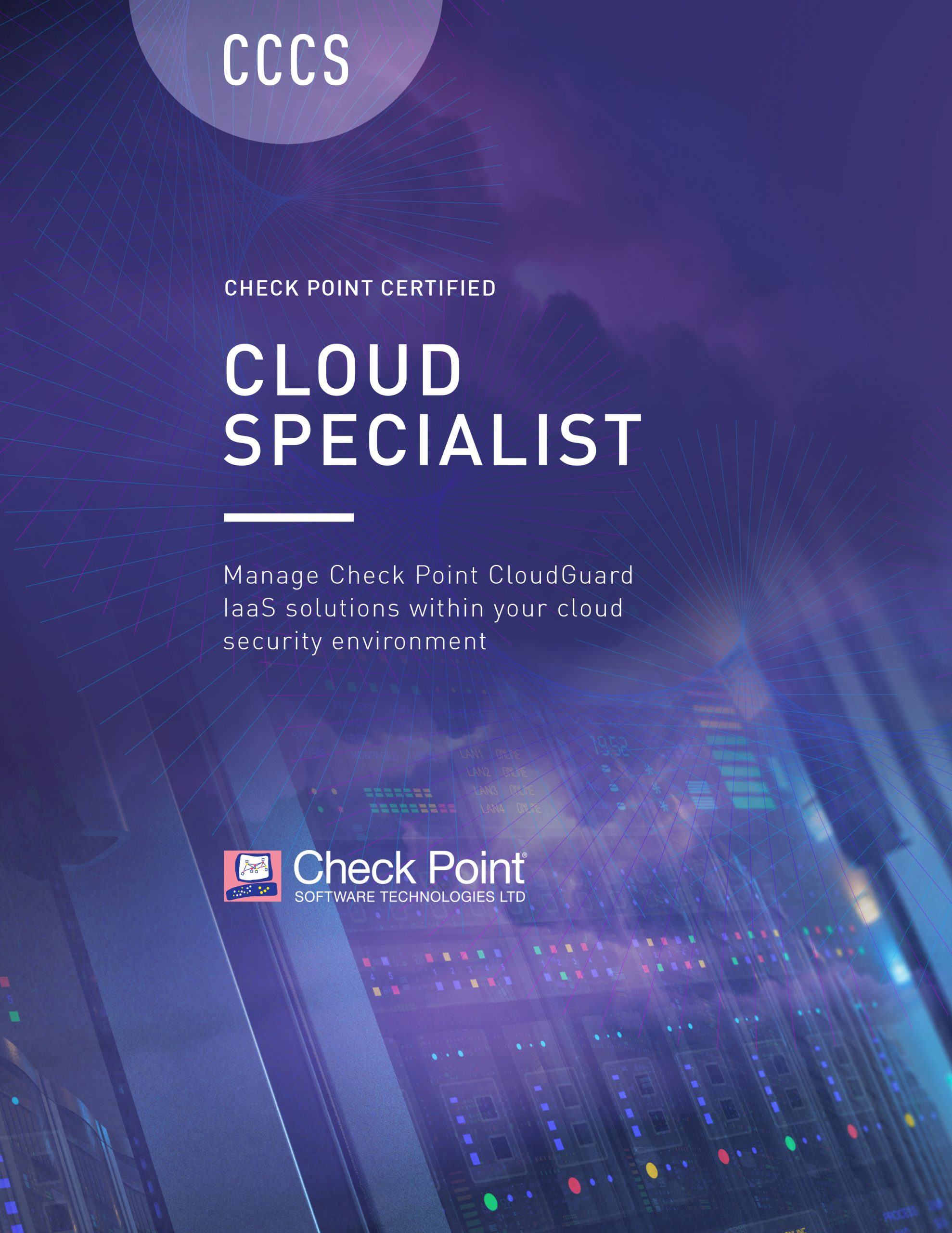 CCCS – Check Point Certified Cloud Specialist (CCCS)