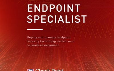 CCES – Check Point Certified Endpoint Specialist (CCES)