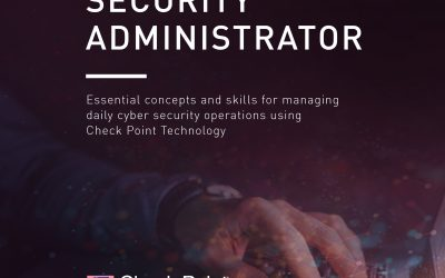 CCSA – Check Point Certified Administrator (CCSA) R80.x
