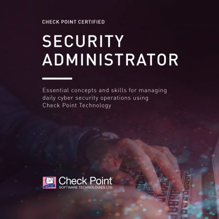 CCSA – Check Point Certified Security Administrator (CCSA) R80.40 – Updated 2021