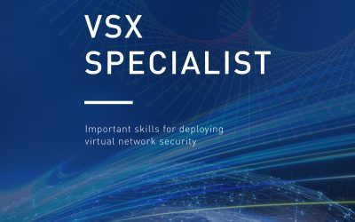 CCVS – Check Point Certified VSX Specialist (CCVS)