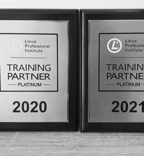Linux Professional Institute – Authorized Platinum Partner 2021