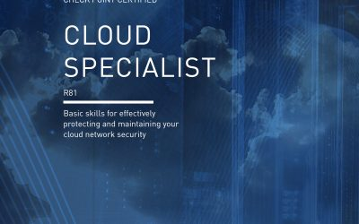 CCCS – Check Point Certified Cloud Specialist (Updated 2021 – R81)