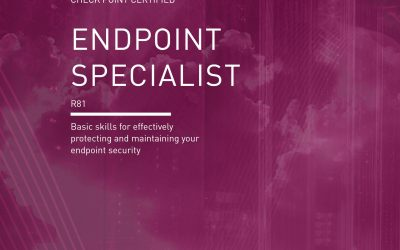 CCES – Check Point Certified Endpoint Specialist (Updated 2021 – R81)