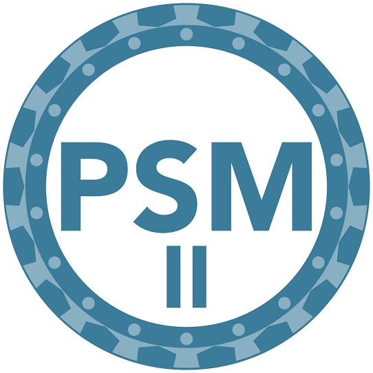 PSM – Professional Scrum Master II Training